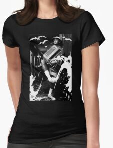 FEAR AND LOATHING IN LAS VEGAS - HUNTER S. THOMPSON JOHNNY DEPP Womens Fitted T-Shirt