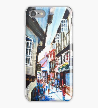 The Shambles iPhone Case/Skin