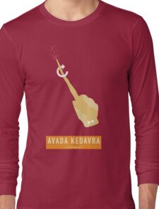 Avada Kedavra! Long Sleeve T-Shirt