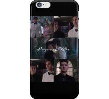 Magnus & Alec  iPhone Case/Skin