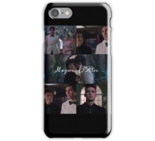 Magnus & Alec  iPhone Case/Skin