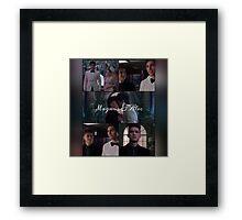 Magnus & Alec  Framed Print