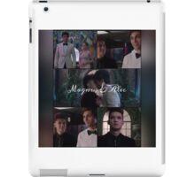 Magnus & Alec  iPad Case/Skin