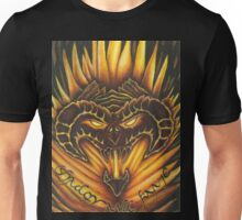 Shadow and Flame Unisex T-Shirt