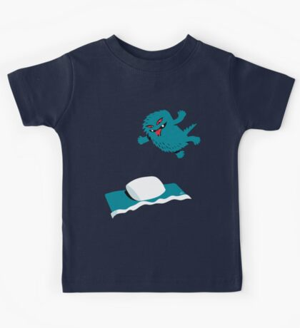 Pillow Fight! Kids Tee