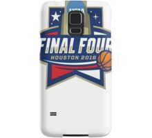 NCAA Men's Basketball March Madness Final Four Houston 2016 Samsung Galaxy Case/Skin