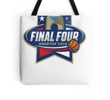 NCAA Men's Basketball March Madness Final Four Houston 2016 Tote Bag