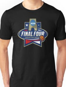 NCAA Men's Basketball March Madness Final Four Houston 2016 Unisex T-Shirt