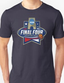 NCAA Men's Basketball March Madness Final Four Houston 2016 Unisex T-Shirt