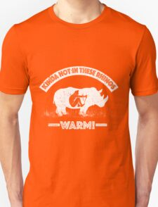 Warm! Ace Ventura Movie Quote T-Shirt
