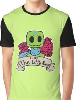 Tiny the Little Ninja Graphic T-Shirt