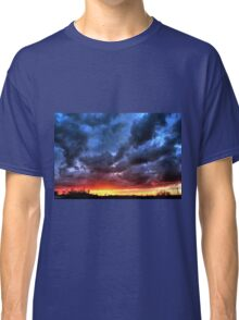 Angry Sunset Classic T-Shirt
