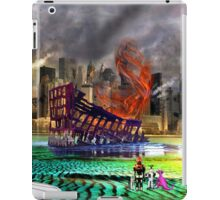 So Much for the Theory that Humans Were Intelligent! iPad Case/Skin