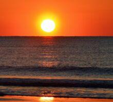 Seabrook Island Sunrise, South Carolina Sticker