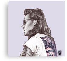 Harry Rollingstones Canvas Print