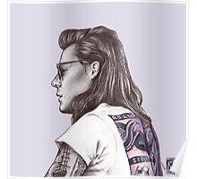 Harry Rollingstones Poster