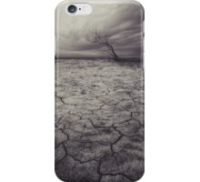 Planet Earth 2093 iPhone Case/Skin