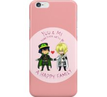 Seraph of the End - Happy Family iPhone Case/Skin