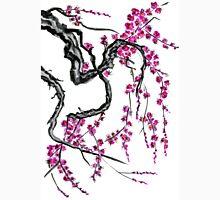 Pink flowers of sakura Unisex T-Shirt