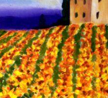 GIRASOLE (sunflower) Sticker