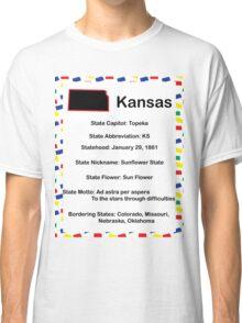 Kansas Information Educational Classic T-Shirt