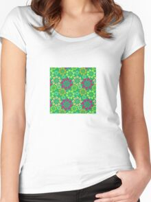 Contemporary Women's Fitted Scoop T-Shirt
