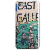 East Side Gallery  iPhone Case/Skin