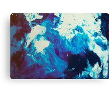 Tidal Cure Canvas Print