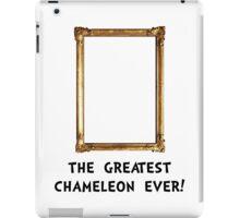 Greatest Chameleon iPad Case/Skin