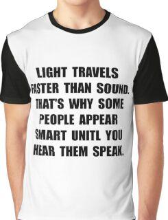 Light Smart Graphic T-Shirt