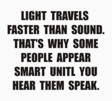 Light Smart Kids Tee