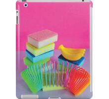 plastic aesthetic iPad Case/Skin