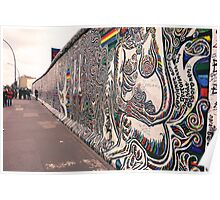 East Side Gallery Wall Poster