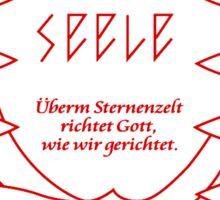 SEELE Logo Sticker