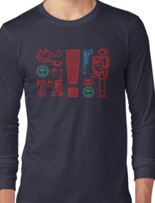 Metal Gear Solid Inventory, Ver. A-1 Long Sleeve T-Shirt
