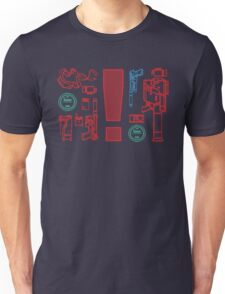 Metal Gear Solid Inventory, Ver. A-1 Unisex T-Shirt