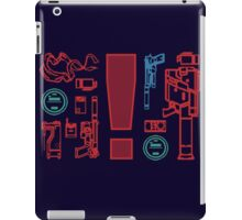 Metal Gear Solid Inventory, Ver. A-1 iPad Case/Skin