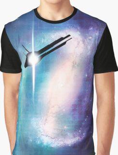 Mass Relay Graphic T-Shirt