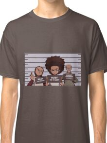 Riley, Huey and Robert Classic T-Shirt