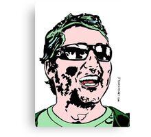Doug Benson Colour Portrait JTownsend Canvas Print