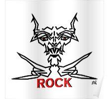 Rock Demon Poster