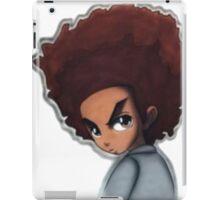Huey back iPad Case/Skin
