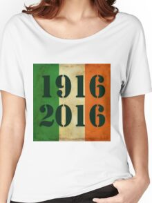 100 years and Rising   Women's Relaxed Fit T-Shirt