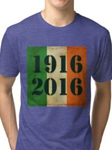 100 years and Rising   Tri-blend T-Shirt