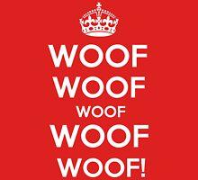 Keep Calm, Pup! Unisex T-Shirt