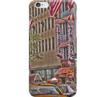 TGI Fridays 5th Ave iPhone Case/Skin