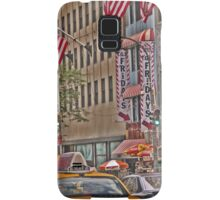 TGI Fridays 5th Ave Samsung Galaxy Case/Skin