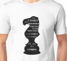 I am Charls Unisex T-Shirt