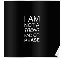 Trend Poster