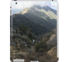 To touch the clouds iPad Case/Skin